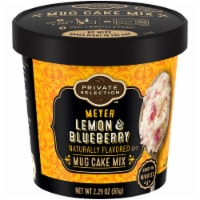 Private Selection™ Meyer Lemon & Blueberry Mug Cake Mix