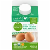 Simple Truth™ Cage Free 100% Liquid Egg Whites Carton