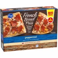 Kroger® Pepperoni French Bread Pizza - 30 oz