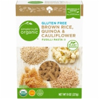 Simple Truth Organic™ Cauliflower and Quinoa Fusilli Pasta