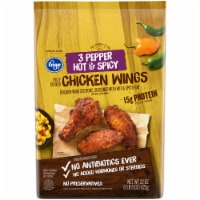 Kroger® 3 Pepper Hot & Spicy Fully Cooked Chicken Wings