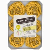 HemisFares™ Tagliatelle Italian Flat Pasta Nests