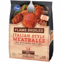 Kroger® Flame Broiled Italian Style Meatballs