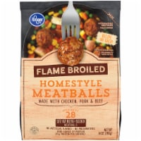 Kroger® Flame Broiled Homestyle Meatballs