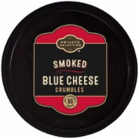 Private Selection™ Smoked Blue Cheese Crumbles