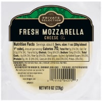 Private Selection® Fresh Mozzarella Cheese