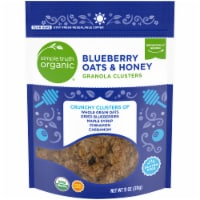 Simple Truth Organic™ Gluten Free Blueberry Oats & Honey Granola Clusters
