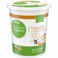 Simple Truth Organic™ Vanilla Lowfat Yogurt