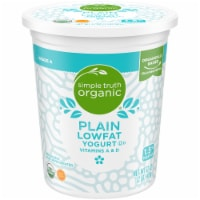 Simple Truth Organic™ Lowfat Plain Yogurt