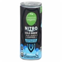 Simple Truth Organic® Nitro Vanilla-Flavored Cold Brew Coffee