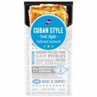 Kroger® Cuban Style Deli Style Flatbread Sandwich