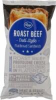 Kroger® Roast Beef Deli Style Flatbread Sandwich