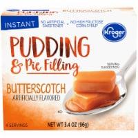 Kroger® Butterscotch Pudding & Pie Filling - 3.4 oz