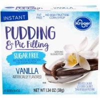 Kroger® Sugar Free Vanilla Pudding & Pie Filling