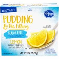 Kroger® Lemon Sugar Free Instant Pudding & Pie FIlling Mix