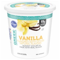 Kroger® Vanilla Flavored Nonfat Yogurt