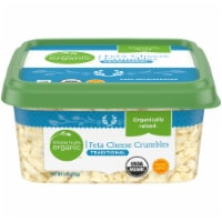 Simple Truth Organic™ Feta Cheese Crumbles
