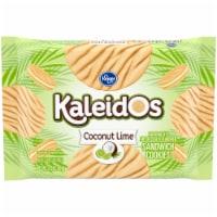 Kroger® Kaleidos Coconut Lime Sandwich Cookies