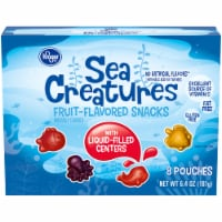 Kroger® Sea Creatures Fruit-Flavored Snacks
