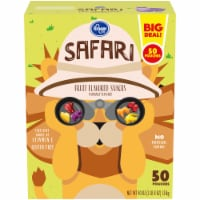 Kroger® Safari Fruit-Flavored Snacks