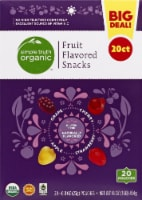 Simple Truth Organic™ Fruit Flavored Snacks 20 Count