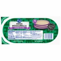 Kroger® Fresh Mozzarella Cheese Slices 16 Count