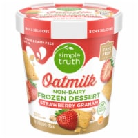 Simple Truth™ Strawberry Graham Oatmilk Non-Dairy Frozen Dessert