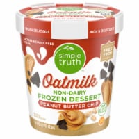 Simple Truth™ Peanut Butter Chip Oatmilk Non-Dairy Frozen Dessert