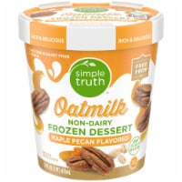 Simple Truth™ Maple Pecan Oatmilk Non-Dairy Frozen Dessert