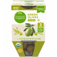Simple Truth Organic™ Pitted Green Olive Cups