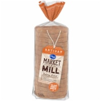 Kroger® Market & Mill Artisan Style Golden Honey Wheat Bakery Bread