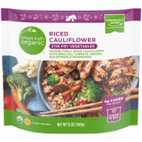 Simple Truth Organic® Riced Cauliflower Stir Fry Vegetables