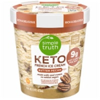 Simple Truth™ Butter Pecan Keto French Ice Cream