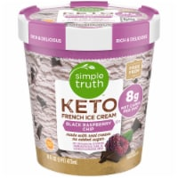 Simple Truth™ Black Raspberry Chip Keto French Ice Cream