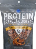 Kroger® Peanut Butter Chocolate Protein Granola Clusters