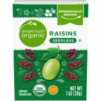 Simple Truth Organic™ Seedless Raisins