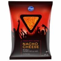 Kroger® Nacho Cheese Flavored Tortilla Chips