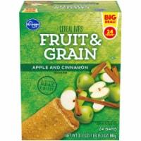 Kroger® Fruit & Grain Apple and Cinnamon Cereal Bars