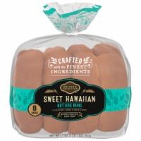 Private Selection® Hawaiian Hotdog Buns