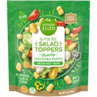 Simple Truth™ Seasoned Herb Chickpea Puffs Salad Toppers
