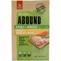 Abound® Small Breed Chicken & Brown Rice Recipe Dry Dog Food