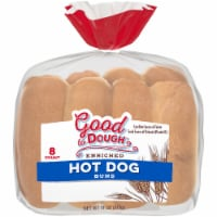 Good to Dough Enriched Hot Dog Buns