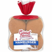 Good to Dough Enriched Hamburger Buns