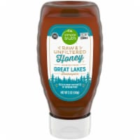 Simple Truth® Raw & Unfiltered Regional Great Lakes Honey - 12 oz