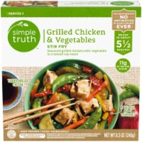 Simple Truth™ Grilled Chicken & Vegetables Stir Fry