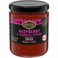 Private Selection™ Medium Raspberry & Chipotle Pepper Salsa