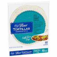 Kroger® Soft Taco Size Flour Tortillas 10 Count