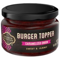 Private Selection® Caramelized Onion Burger Topper