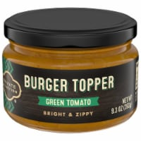 Private Selection® Green Tomato Burger Topper