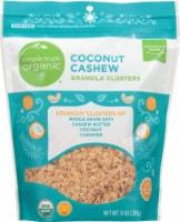 Simple Truth Organic™ Coconut Cashew Granola Clusters